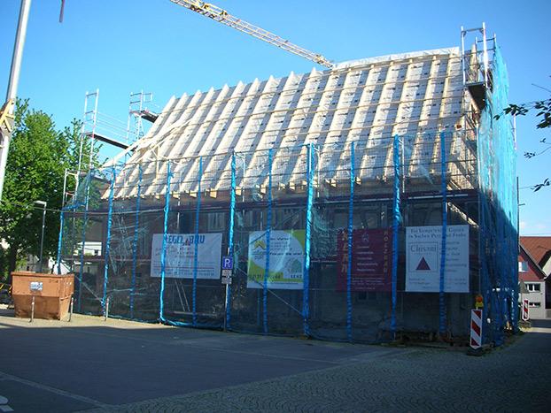 Projekt Mußmehlstr. Betzingen