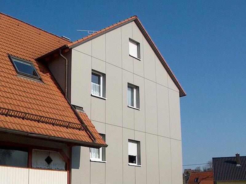 Projekt Fassade